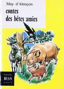 Contes des bêtes amies - couverture