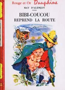 Bibi-Coucou reprend la route - couverture