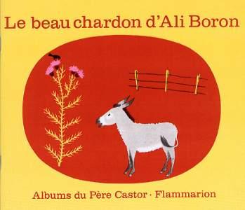 Le beau chardon d'Ali Boron