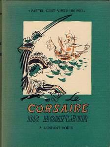 Le Corsaire de Honfleur - couverture