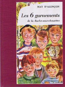 Les 6 garnements de la Roche-aux-chouettes