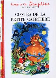 Contes de la petite cafetiere - couverture